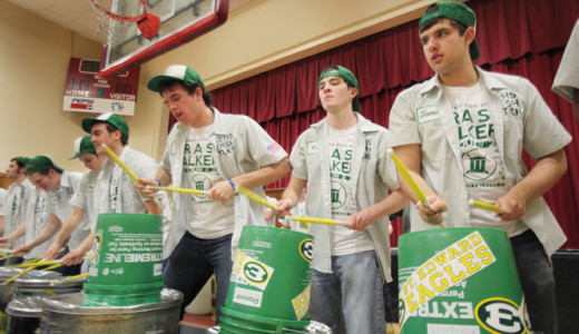 St. Edward High School Trash Talkers